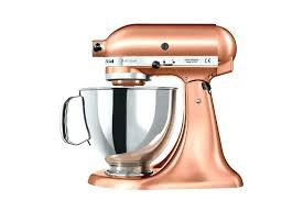 rose gold kitchenaid mixer purple mixer cake