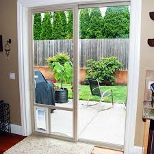 pet patio door sliding glass door