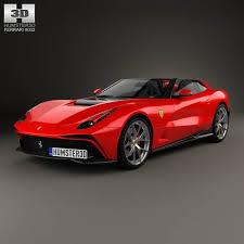 ferrari 2014 models. ferrari f12 trs 2014 3d model models i