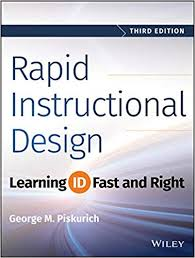 Id Instructional And Buy Design Right Learning Book Rapid Fast HqrqwnIxZ5