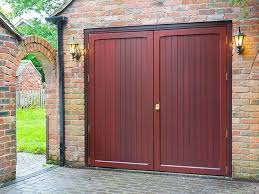 side hinged garage doors2017 August  Garage Doors