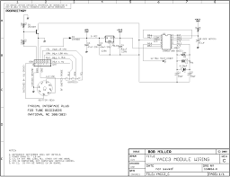 yacc module documentation 11 Pin Octal Relay Wiring Diagram as shown in the yacc3 schematic, 8 Pin Relay Base Schematic