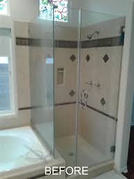 shower door cleaning brad s window cleaning residential tustin north tustin