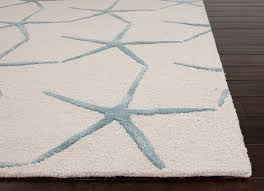 starfish area rug 5x8 intended for tropical rugs decor 12