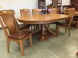 dining room table made in usa. solid usa made dining table chairs leather seating room in usa amish oak and cherry