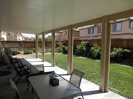solid wood patio covers. Unique Aluminum Wood Patio Covers With Orange County Solid Cover Vs