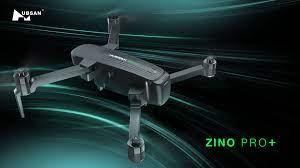 Flycam Hubsan Zino Pro Plus chính hãng Bay 8km,43 phút,Camera 4K