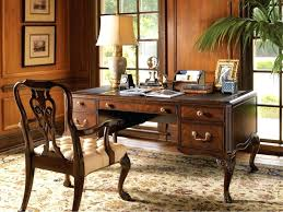 luxury desks for home office. Luxury Desks For Home Office Room Design Using Classic Solid Wood Desk And