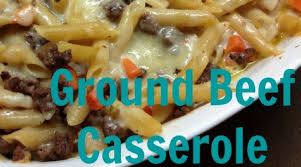 easy dinner recipes with ground beef. Interesting Beef Close Up Of Ground Beef Casserole In A Dish To Easy Dinner Recipes With Ground Beef D