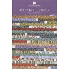 Jelly Roll Race 2 Quilt Pattern by MSQC - MSQC - MSQC — Missouri ... & Jelly Roll Race 2 Quilt Pattern by MSQC Adamdwight.com