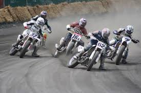ama motorcycle races dodge county fairgrounds races