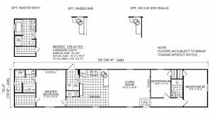 Single Wide Mobile Home Floor Plans 2 Bedroom Champion Homes Single Wide Floor Plans