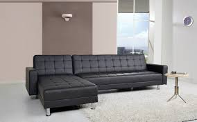 Sectionals In Living Rooms Spencer Leather Sectional Living Room Furniture Collection Best