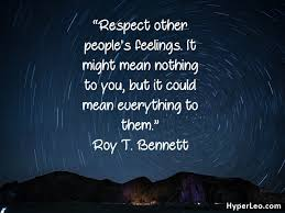 Respect Quotes Adorable 48 Famous Respect Quotes And Respect Others Quotes With Images
