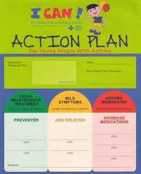 Asthma Action Plan The Asthma Action Plan Asthma Asthma