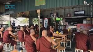 Image result for بودائیان افراطی میانمار به کاروان کمکهای غذایی مسلمانان هم رحم نکردند!
