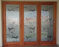 sandblasting glass window designs