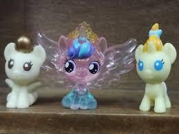 Hasbro My Little Pony Blind Bag Pony Flurry Heart Pumpkin Cake Pound