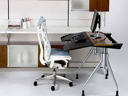 ergonomic office design. Ergonomic Computer Desk And Chair Office Design N