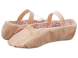 Capezio Character Shoes Size Chart Daisy