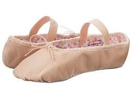 Capezio Shoe Chart Daisy