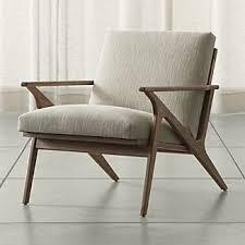 furniture cb2. Cavett Wood Frame Chair Furniture Cb2 R