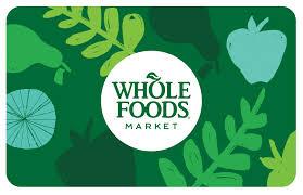 wholefoods gift card balance photo 1