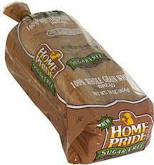 home pride wheat bread. Unique Bread Home Pride Sugar Free 100 Whole Grain Wheat Bread To B