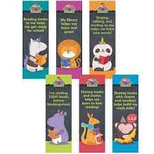 1 000 Books Before Kindergarten Child Benefit Bookmarks Demco Com