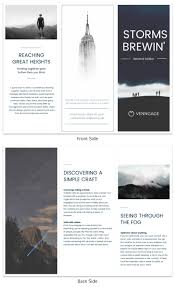 Best Brochure Templates 21 Brochure Templates And Design Tips To Promote Your