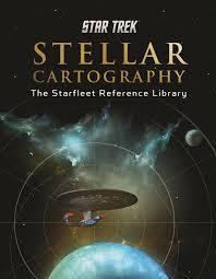 Star Trek Star Charts Book