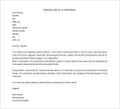 Re mendation Letter for a Friend for a Job Word Doc