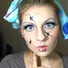 ed doll makeup tutorials for a cute creepy costume videos