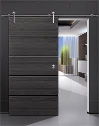 Modern barn door hardware for wood door - modern - interior doors - hong  kong - Dongguan tianying hardware co.ltd | For the Home | Pinterest | Barn  doors, ...