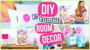 Room Decor Diy Diy Room Decor Tumblr Inspired Room Decorations Youtube