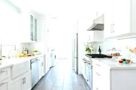 lighting for galley kitchen. Galley Kitchen Lighting Small White Ideas  Long Narrow Best . For