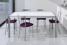Esstisch Concept Glas Weiß Aluminium Von Cancio Möbel Letz Ihr