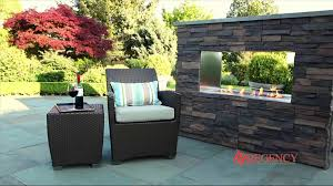 two sided outdoor fireplace o2 pilates