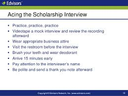 thank you note scholarship secrets to winning a scholarship