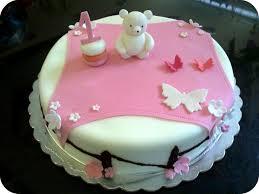 Baby Girl Birthday Cakes Wedding Academy Creative Pretty Cool