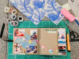 Learning To Scrapbook Katie Collins