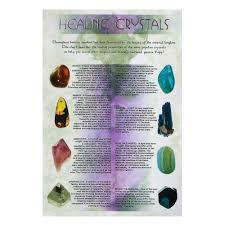 Crystal Healing Card