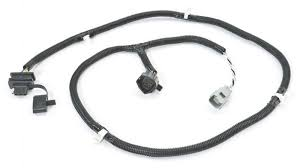 quadratec 17275 01 plug n play tow hitch wiring harness for 07 18 trailer wiring harness colors at Hitch Wiring Harness