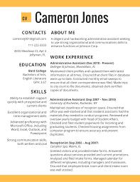 Gallery Of Best Resume Design Layouts Top Resume Examples Best