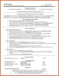 Administrative Assistant Bio Examples - April.onthemarch.co