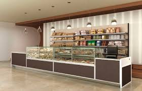 countertop refrigerated display case for bakeries