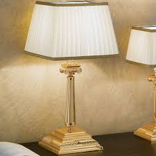 large brass table lamps and ideas modern vintage solid lamp stiffel handsome pair of