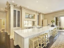 ... Designs Choose Kitchen Layouts Good 26 Kitchen With Long Island On Long  Kitchen Island | Kitchen | Pinterest | Long ... Pictures Gallery