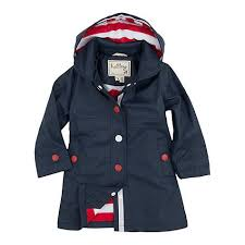 Buy Hatley Splash Rain Jacket Blue Online At Johnlewis Com