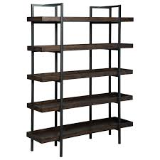 home office furniture indianapolis industrial furniture. shop for the signature design by ashley starmore bookcase at godby home furnishings your noblesville carmel avon indianapolis indiana furniture store office industrial